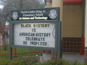 Celebrating Black History Month in NOLA